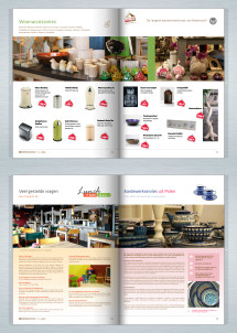 Whirlwind ontwikkelt magazine voor woonmall Living for All