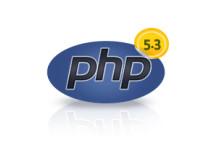 Controleer uw website op PHP5.3