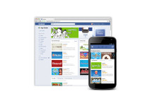 Sociale site Facebook introduceert app center