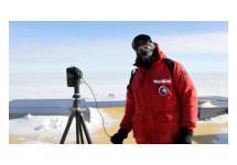 Antarctica te bekijken via Google Street View