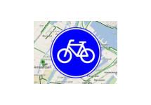 Nu ook fietsroutes beschikbaar in Google Maps