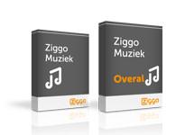 Ziggo introduceert eigen online muziekdienst