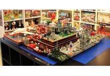 Nieuw display in winkelruimte ToyBricks.nl