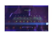 Onzichtbaar toetsenbord van Syntellia en Leap Motion