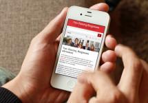 Een mobiele website op basis van uw bestaande site