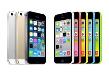 Apple introduceert iPhone 5C en 5S