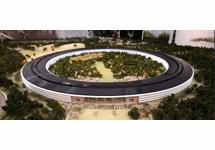 Impressie van Apple's nieuwe hoofdkantoor