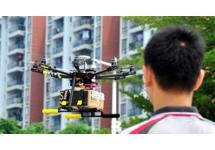 Pakketbezorging in toekomst mogelijk per drone