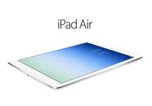 Apple brengt iPad Air en iPad Mini 2 uit