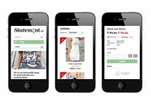 Webwinkel Statemint.nl volledig geschikt voor smartphones