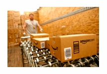 Amazon kan miljoenen besparen dankzij robots