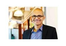 Satya Nadella nieuwe CEO Microsoft