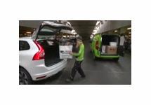 Toekomst: auto als afleveradres voor bestellingen