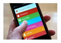 Apple werkt aan gezondheidsapp Healthbook