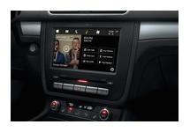 Microsoft toont concept van Windows voor auto's