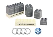 Opdracht van Audi/Volkswagen voor Q-Bricks