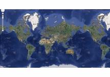Nieuwe satelliet verbetert kwaliteit Google Maps