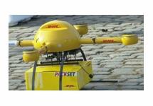 DHL bezorgt post op waddeneiland met drone
