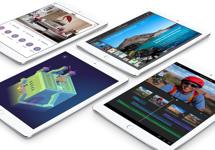 Apple presenteert nieuwe iPad Air en iPad mini