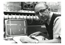 Uitvinder van eerste gameconsole overleden