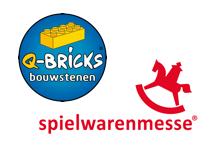 Succesvolle Spielwarenmesse voor Q-Bricks