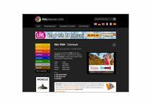 RALkleuren.com richt zich nu ook op buitenland
